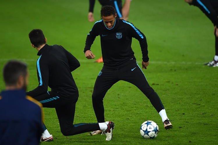 Neymar fue convocado por Luis Enrique para el Mundial de Clubes. (Foto Prensa Libre: AFP)