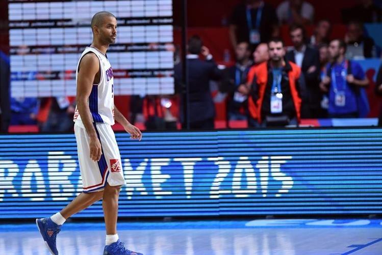 Tony Parker tiene clavada en su mente la semifinal frente a España en el Eurobasket 2015. (Foto Prensa Libre: AFP)