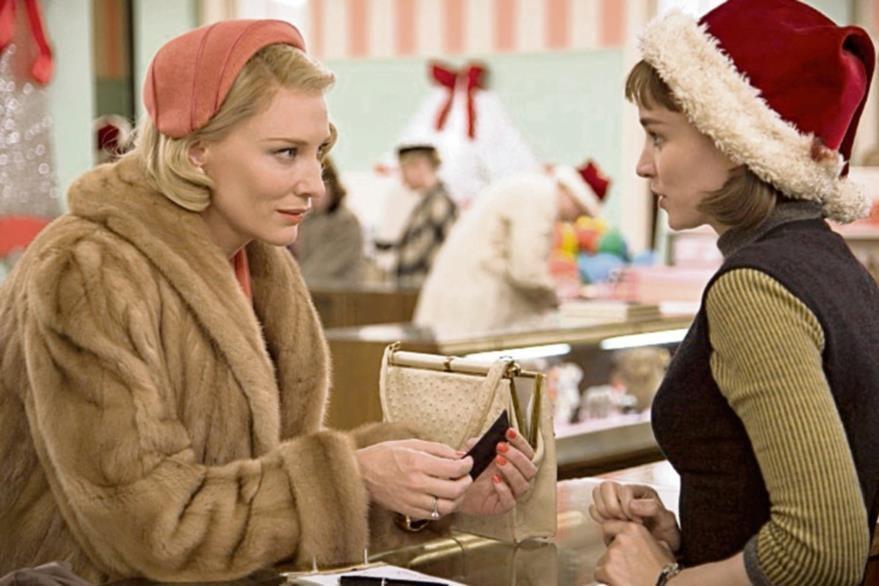 La cinta  Carol no logró colarse entre las candidatas a mejor película en los Óscar.