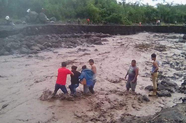Esta actividad podría incrementar la presencia de humedad y lluvias en todo el territorio guatemalteco.