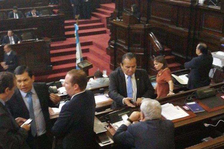 El pleno aprobó las reformas a la Ley del Deporte. (Foto Prensa Libre: Carlos Vicente)