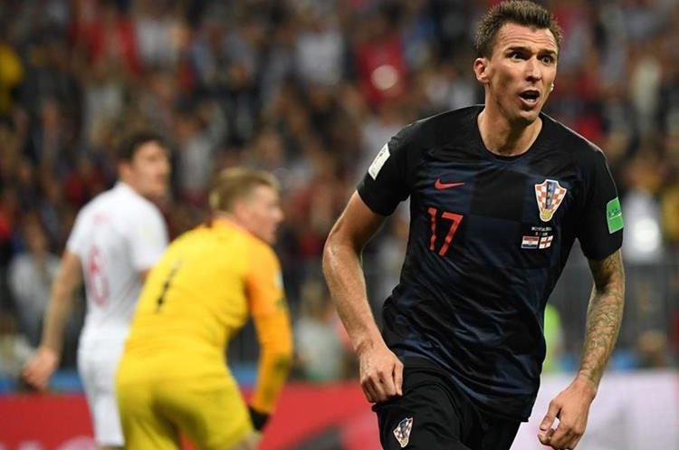 El segundo gol de Croacia fue anotado durante los tiempos extra.
