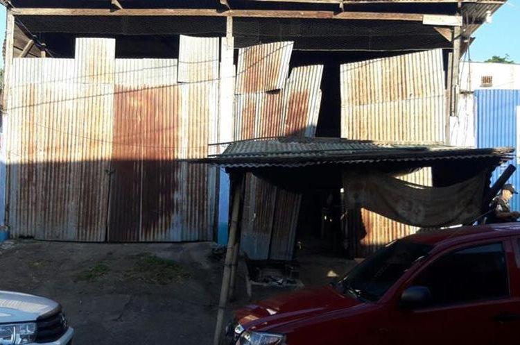Dos son los sospechosos de matar al alcalde de Samayac en enero pasado. (Foto Prensa Libre: Cristian Icó)
