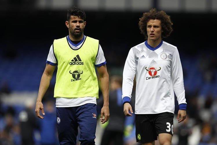 El Chelsea trabaja para el partido de este viernes contra el West Bromwich donde podría coronarse. (Foto Prensa Libre: Reuters)