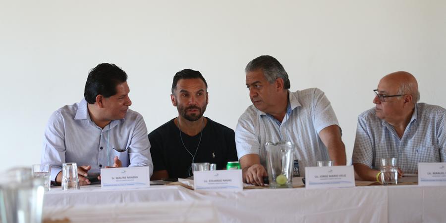 El Comité Ejecutivo de la Fedefut tiene en sus manos la suspensión del futbol guatemalteco. (Foto Prensa Libre: Hemeroteca PL)