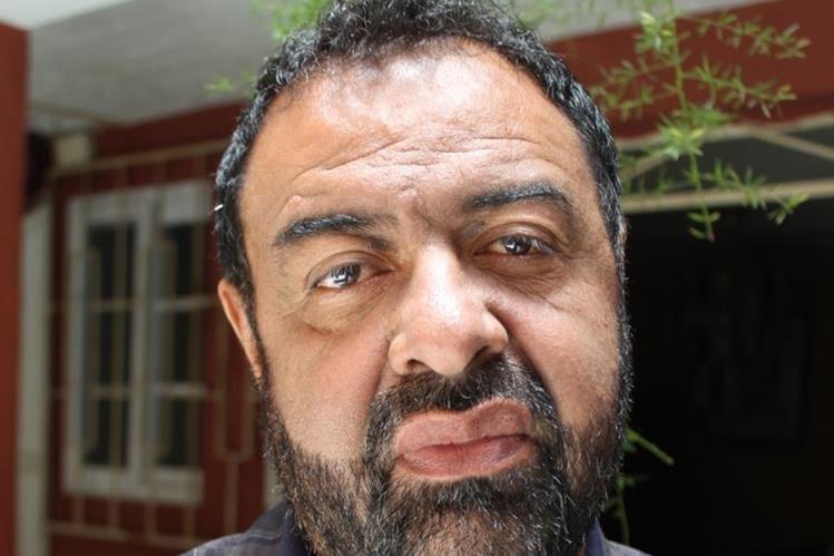 Fredy Armando López Girón, exalcalde de San PEdro Jocopilas, Quiché. (Foto Prensa Libre: Cortesía)