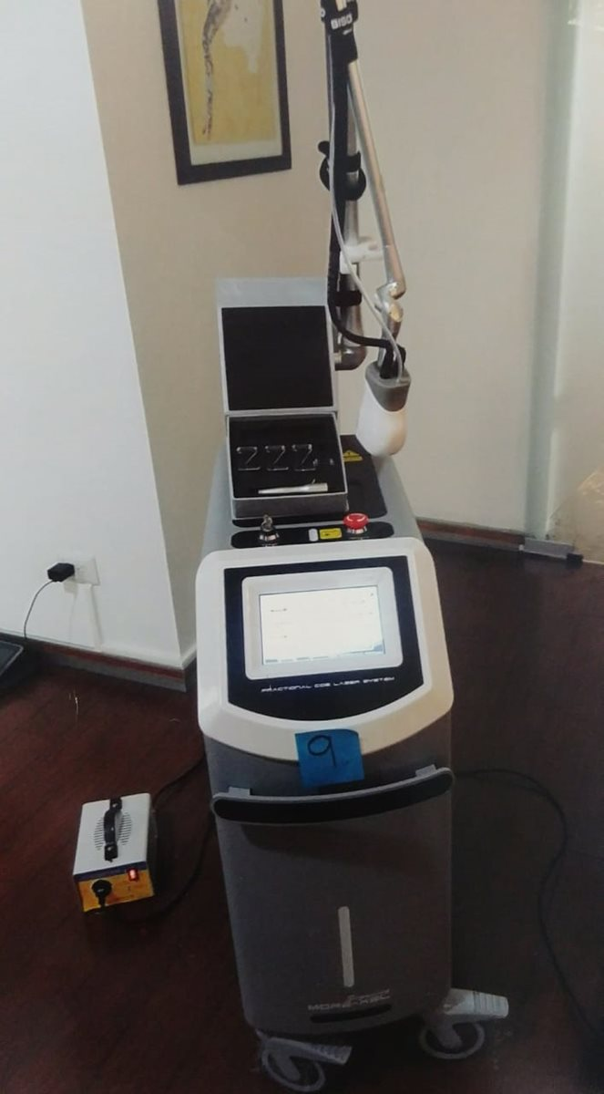 Uno de los aparatos que pasaron a beneficio del Estado. (Foto Prensa Libre: MP)