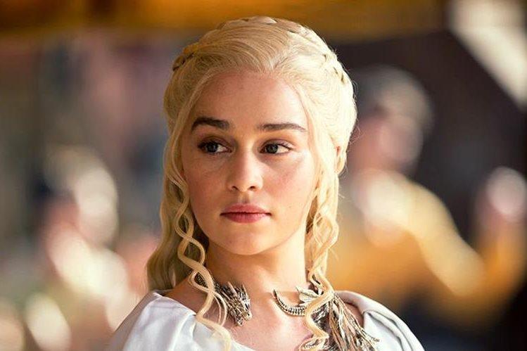 Daenerys Targaryen es uno de los personajes principales de la serie, es interpretado por Emilia Clarke. (Foto Prensa Libre: Fandom).