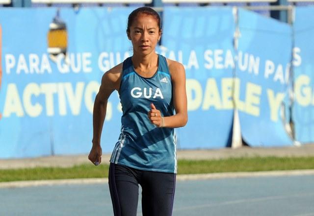Maritza Poncio realizó su mejor marca en los 20 kilómetros en Lituania