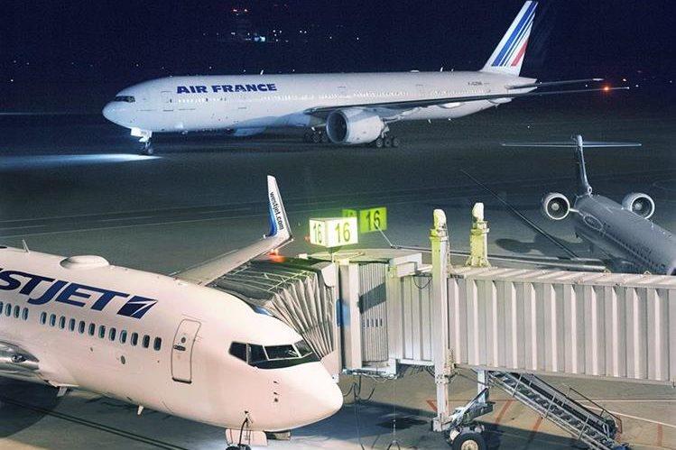 Ningún explosivo fue encontrado a bordo de dos vuelos de Air France con destino a París.