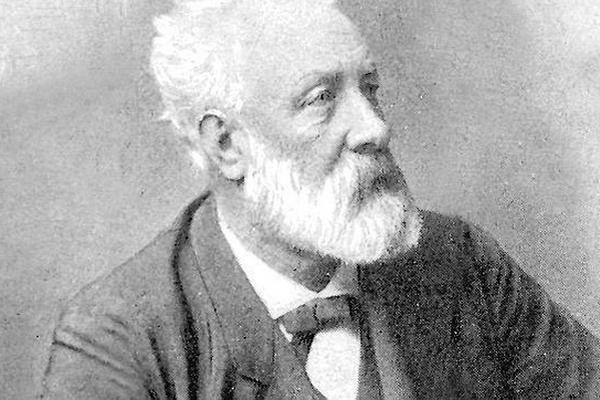 Julio Verne es reconocido como el pionero de la ciencia ficción. (Foto Prensa Libre: HemerotecaPL)