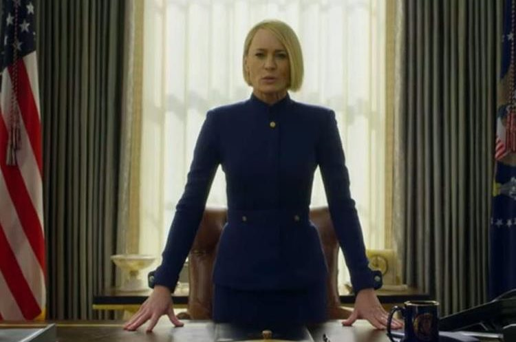 House of Cards llega a su temporada final (Foto Prensa Libre: Netflix).