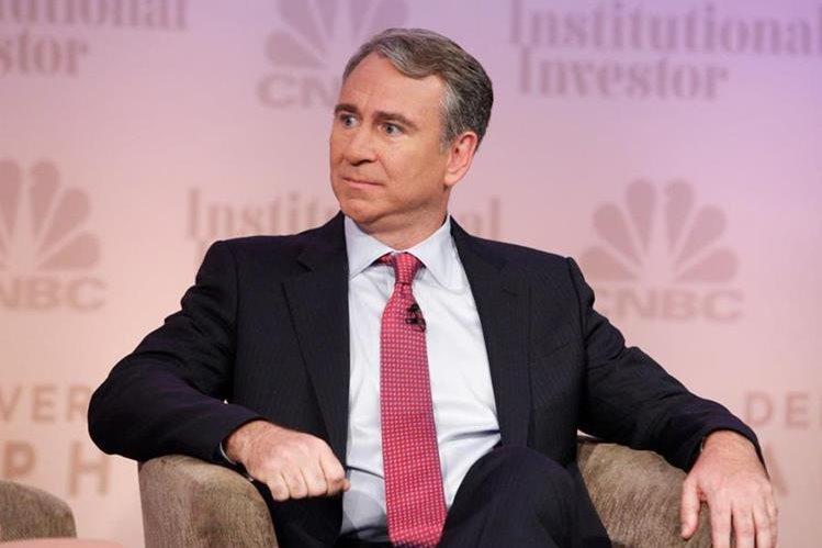 Kenneth Griffith ganó US$1,700 millones el año pasado. (Foto Hemeroteca PL)
