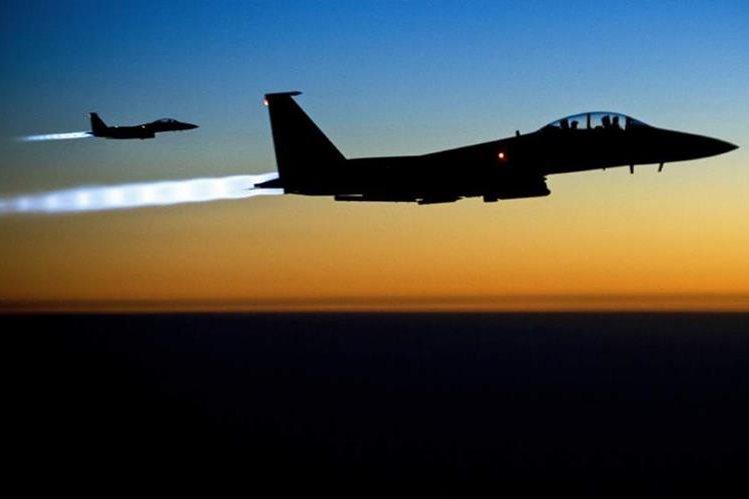 Los bombarderos rusos fueron interceptados por cazas estadounidenses. (Foto referencial: Hemeroteca PL)