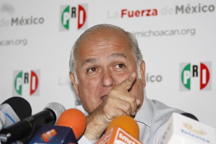 Fernando Moreno Peña de exgobernador del estado mexicano de Colima.<br />