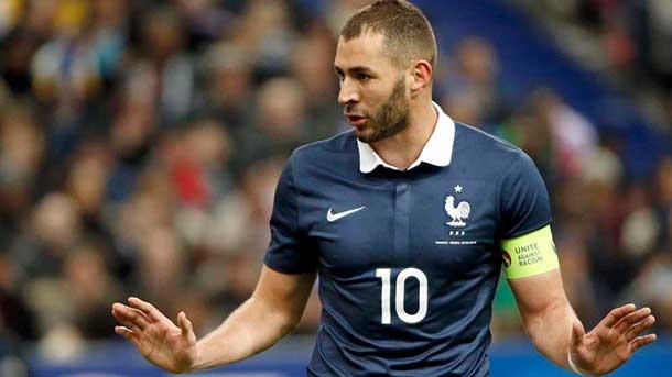 Karim Benzema no es elegible para la selección de Francia porque aun no resuelve su situación legal. (Foto Prensa Libre: Hemeroteca)