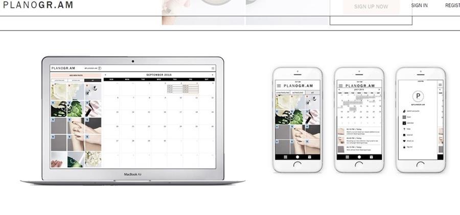 Una herramienta para organizar las publicaciones en Instagram