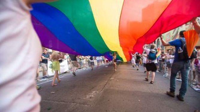 El Parlamento alemán aprueba la legalización del matrimonio homosexual. Foto Prensa Libre: EFE.