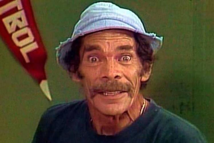 La participación de Ramón Valdés en la serie mexicana El Chavo del 8 le valió para ser reconocido en Latinoamérica y muchas otras partes del mundo. (Foto HemerotecaPL)