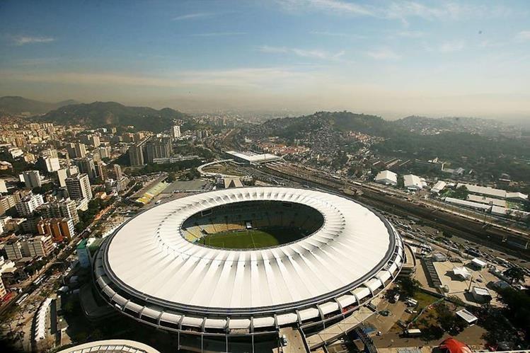 El mítico estadio Maracaná es la sede donde serán inaugurados los Juegos Olímpicos de Río 2016. (Foto Prensa Libre: Cortesía Río 2016).