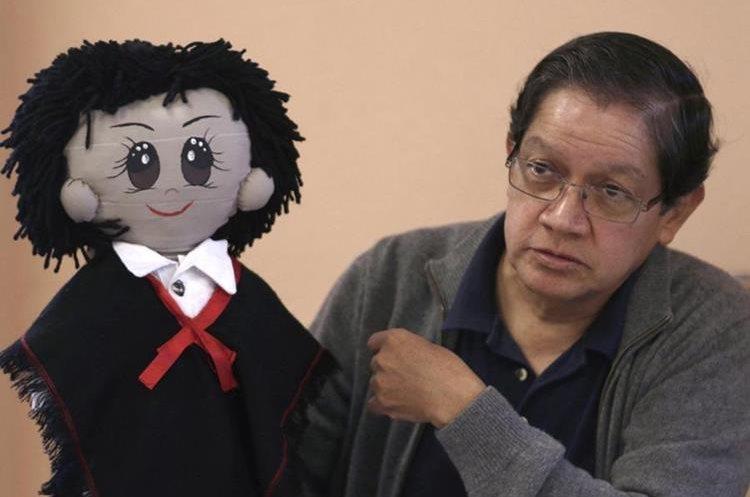 Los muñecos van dirigidos para niños de entre 4 y 2 años. (Foto Prensa Libre: EFE)