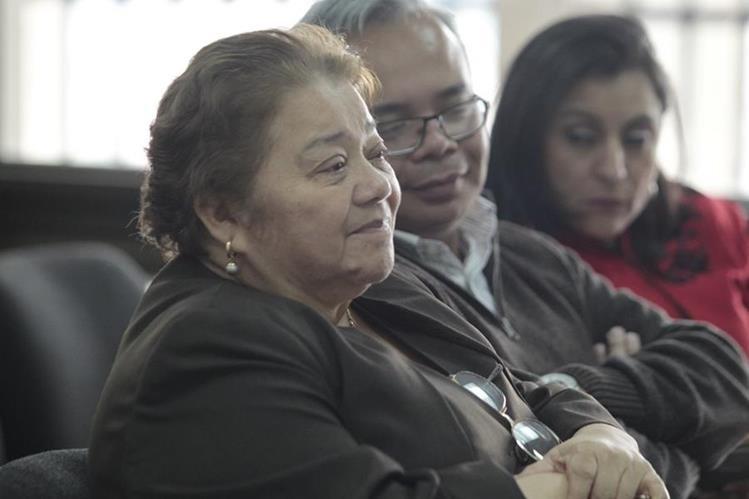 El juez Moto fue señalado por haber beneficiado a la jueza Marta Sierra y otros ocho implicados en el caso Bufete de la Impunidad. (Foto Prensa Libre: Hemeroteca PL)