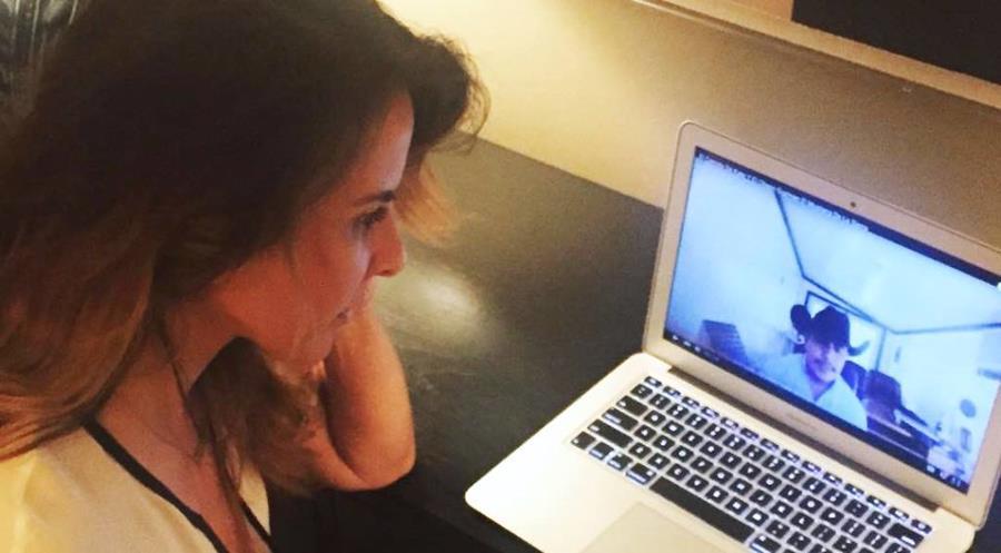 Kate del Castillo agradece el apoyo que le brindan sus seguidores. (Foto Prensa Libre: Tomada de instagram.com/katedelcastillo)