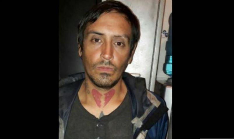 """El mexicano Jorge Martínez, conocido como el """"matanovias"""", fue capturado por la Interpol en Izabal, Guatemala. (Foto Prensa Libre: Cortesía)"""