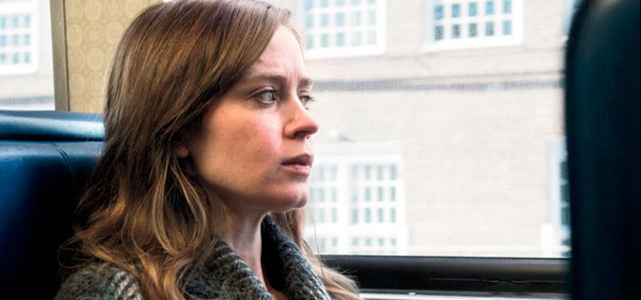 La chica del tren recaudó US$24.7 millones, en EE. UU. y Canadá, en su primer fin de semana de estreno.