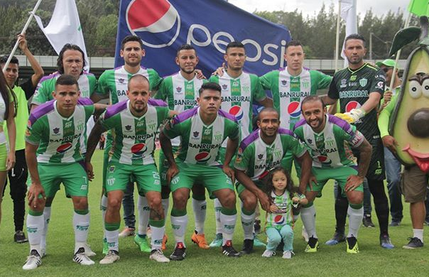 El equipo de Antigua GFC logró vencer a Guastatoya en la fecha cinco del Apertura. (Foto Prensa Libre: Edwin Fajardo)