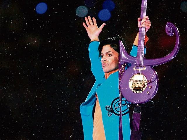 Prince es recordado como un grande de la música pop. (Foto Prensa Libre: Hemeroteca PL)