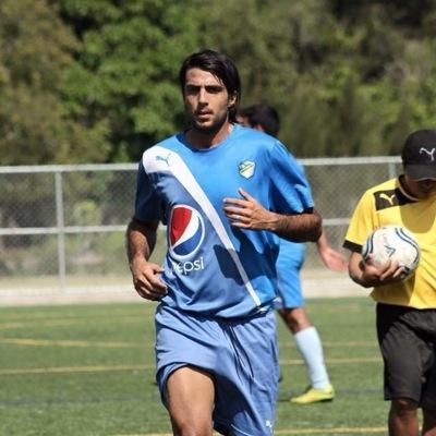 Rodrigo Cubilla ha tenido un buen rendimiento con Comunicaciones B. (Foto Prensa Libre: Twitter)