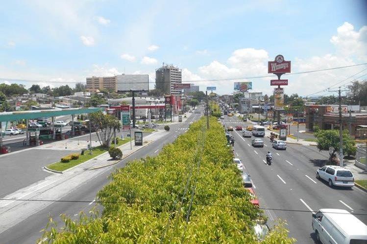 Los Héroes, San Salvador, El Salvador. (Foto Prensa Libre: internet)