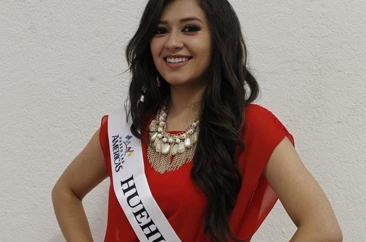 Katherine Dávila representa a Huehuetenango