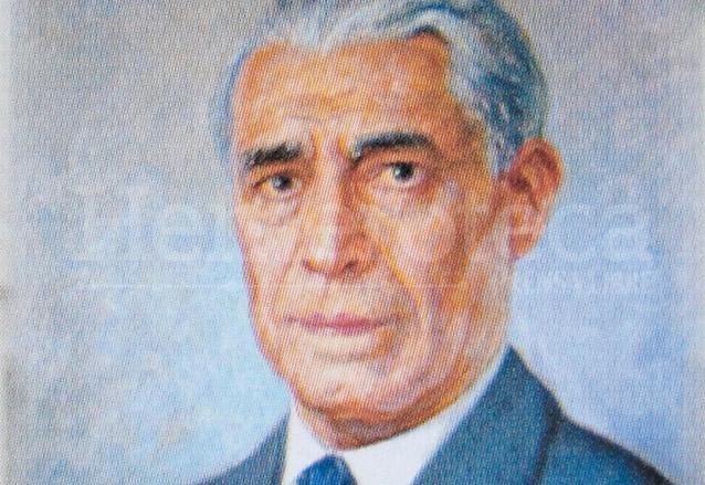 Velásque Günther además de poeta fue el primer vicepresidente del Banco de Guatemala. (Foto: Hemeroteca PL)