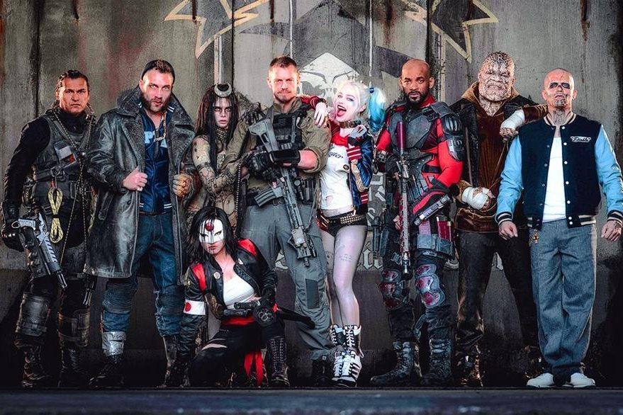 En la velada se vio un adelanto de la película Suicide Squad. (Foto Prensa Libre: Hemeroteca PL).