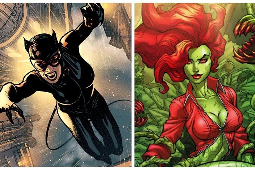 Catwoman y Poison Ivy podrían regresar en nueva película. (Foto Prensa Libre: Hemeroteca PL)