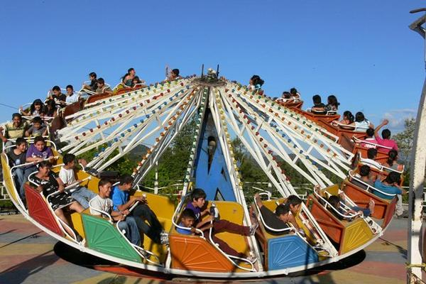 Pobladores Celebran Feria De Sanarate