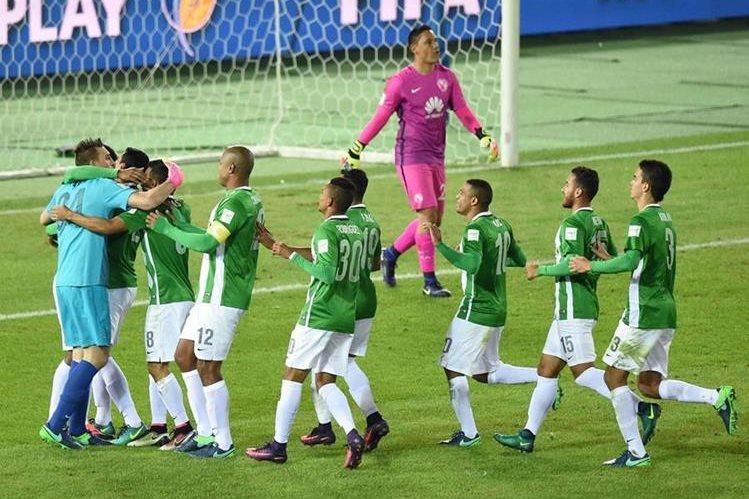 Manuel Muñoz, portero del América, no asimila cómo su equipo se quedó con las manos vacías en el Mundialito. (Foto Prensa Libre: AFP)