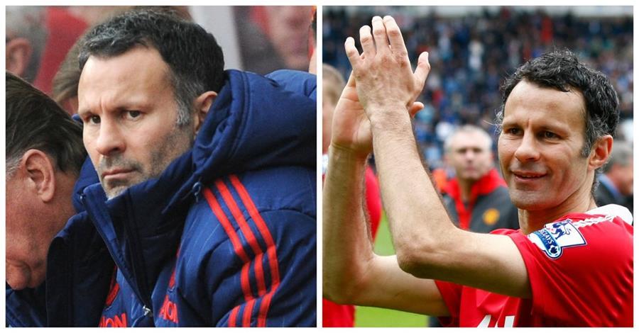Giggs formó parte del Manchester United, como jugador y como parte del cuerpo técnico. (Foto Prensa Libre: Hemeroteca PL)