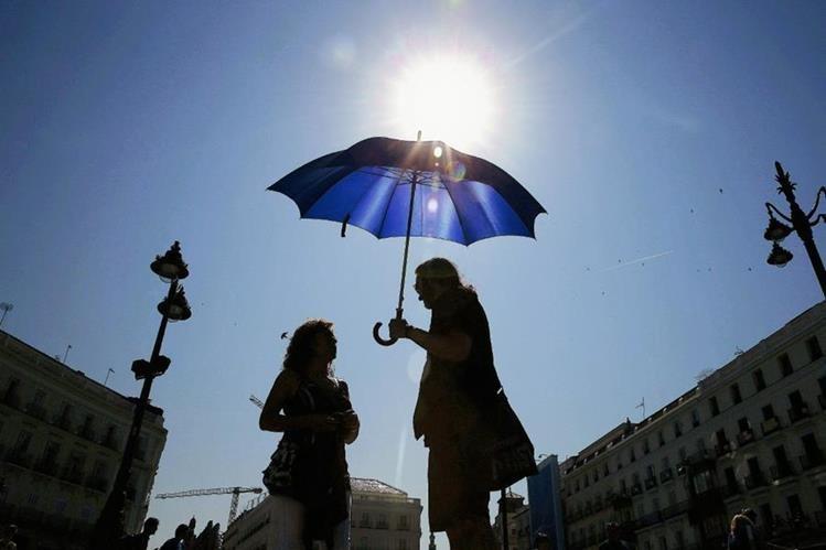 Resultado de imagem para calor europa