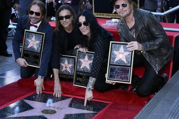 La agrupación ha logrado conquistar al público en Estados Unidos. (Foto Prensa Libre: EFE)