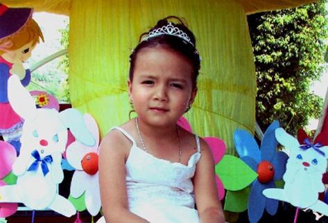 El 14 de febrero del 2009, una bala segó la vida de  Arianny  Marroquín Tejada.