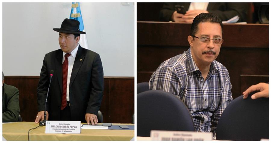 La Corte Suprema de Justicia determinará si retira la inmunidad a los diputados. (Foto Prensa Libre: Hemeroteca PL)