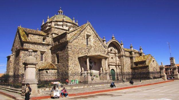 En la iglesia de Santiago Apóstol se encuentra la capilla de La Piedad. PAUL PALAO
