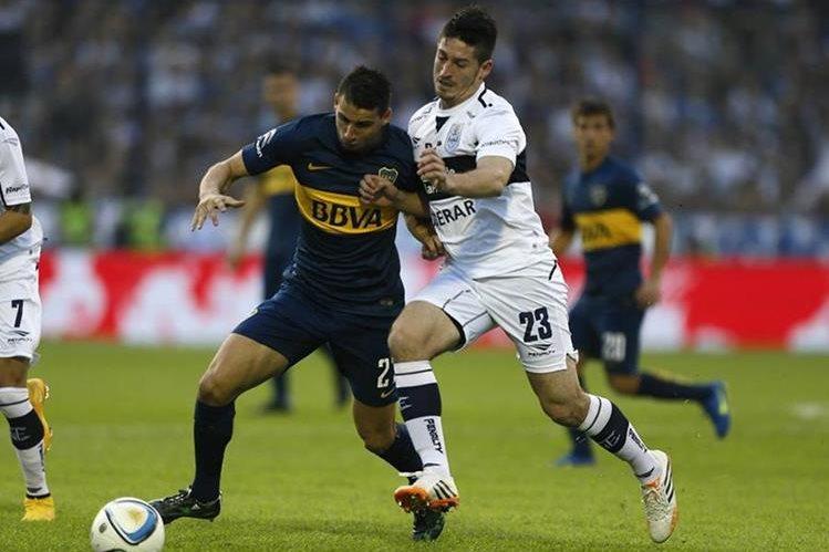 Boca se quedó con el triunfo en condición de visitante. (Foto Prensa Libre: Cortesía Boca Juniors)