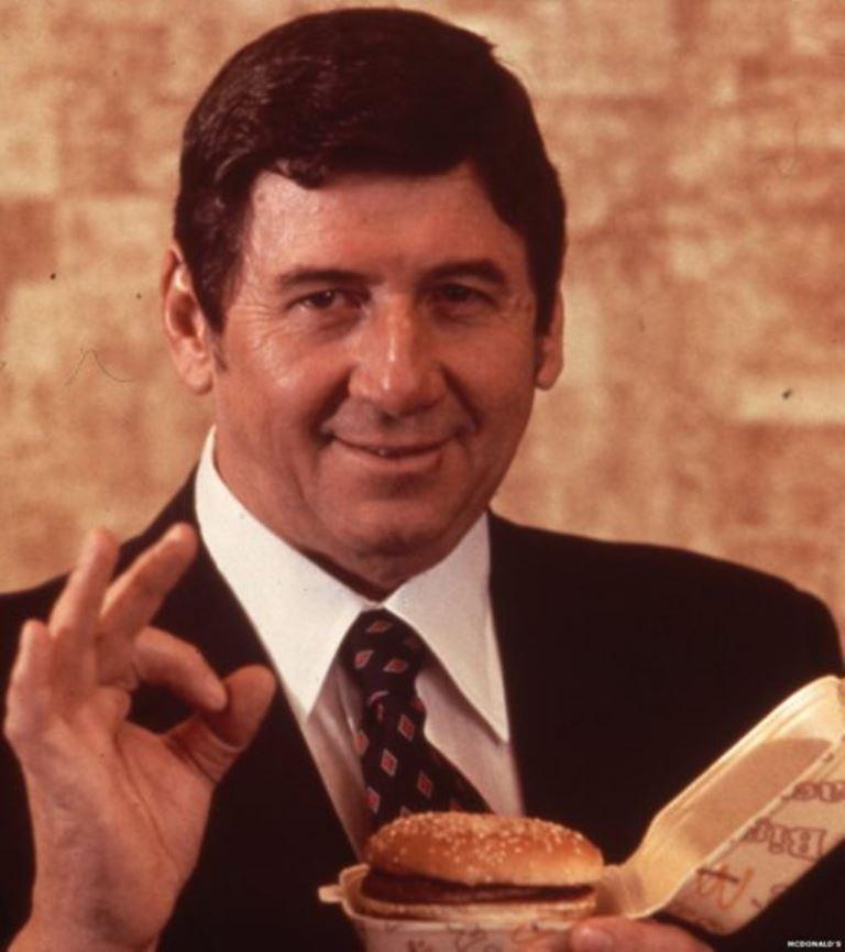 Delligatti no era empleado de McDonald