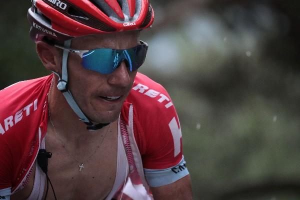 Purito Rodríguez, de 37 años, aseguró que este será su último año en el ciclismo. (Foto Prensa Libre: AFP).