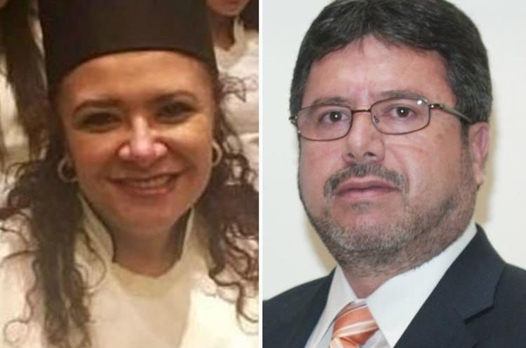 Zulma Subillaga y Joaquin Bracamonte Márquez.