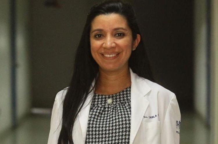 Doctora Carla Ramírez.